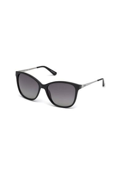 Guess Szögletes napszemüveg fémszárakkal női
