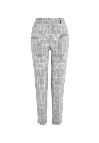NEXT Pantaloni conici cu model in carouri Femei