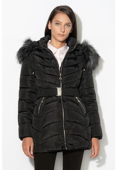 Zee Lane Télikabát levehető kapucnival női