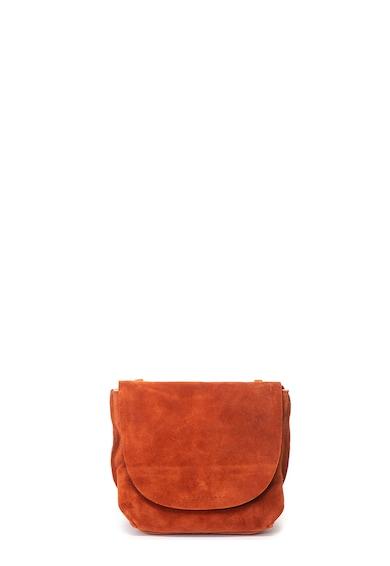 Clarks Tallow Rosa nyersbőr keresztpántos táska női