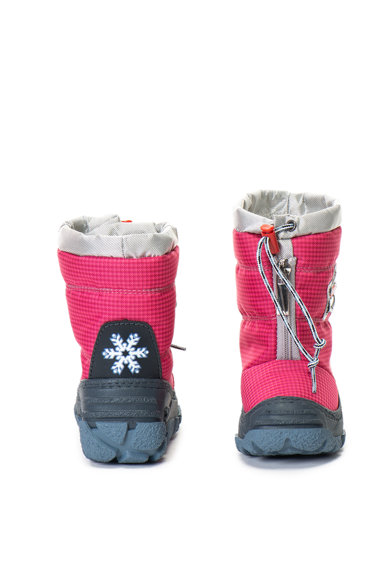 Olang Cizme de iarna cu aplicatie logo Eolo Fete