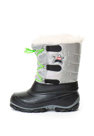 Olang Children booties and boots,Fashion,MAGIC,KIDS,GRAY Baieti