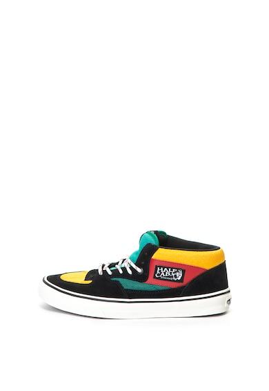 Vans Спортни обувки от кожа и велур Half Cab Мъже