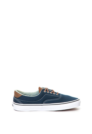 Vans Sneakers, Era 59 plimsolls cipő bőrbetétekkel férfi