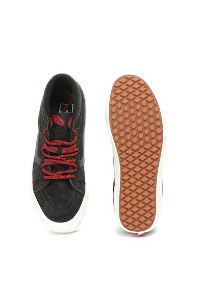Vans Középmagas szárú nyersbőr cipő férfi