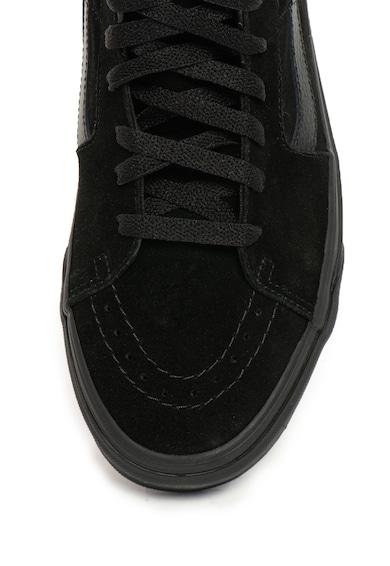 Vans Pantofi sport mid-high de piele intoarsa Barbati