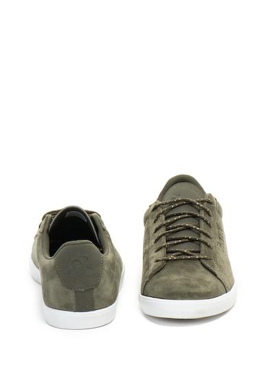 Le Coq Sportif Велурени спортни обувки Agate Premium с перфорации Жени