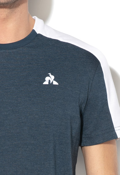 Le Coq Sportif Тениска Saison с овално деколте Мъже