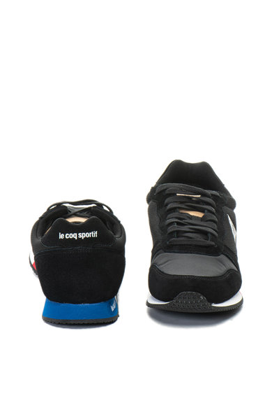 Le Coq Sportif Alpha Sport sneakers cipő nyersbőr részletekkel férfi