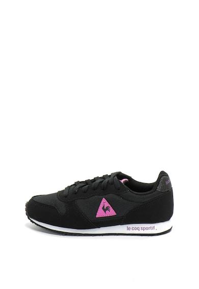 Le Coq Sportif Спортни обувки Alpha с контрастно лого Момичета