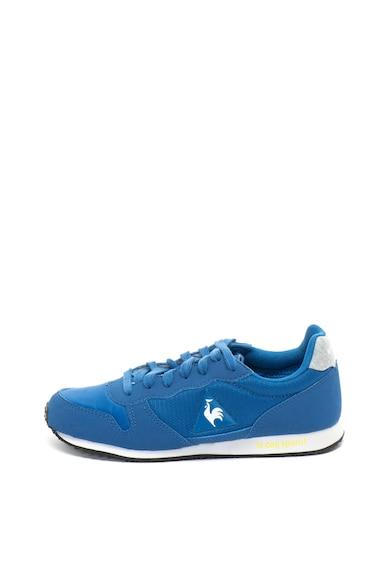 Le Coq Sportif Pantofi sport cu insertii de plasa Alpha Baieti