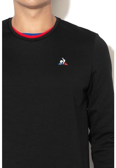 Le Coq Sportif Pulóver hímzett logóval férfi