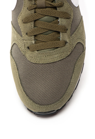 Nike MD Runner 2 hálós és nyersbőr anyagú sneakers cipő férfi