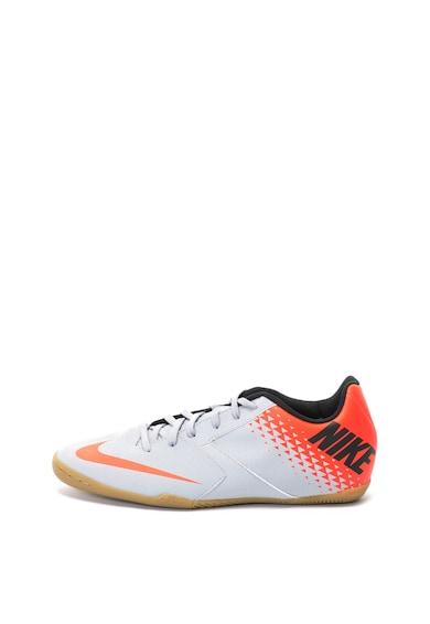 Nike Ghete de piele ecologica, pentru fotbal Bomba IC Barbati