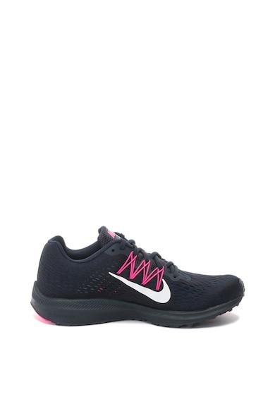 Nike Спортни обувки Zoom Winflo с плетена мрежеста част Жени
