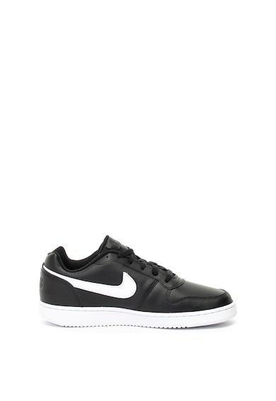 Nike Pantofi sport de piele ecologica cu talpa joasa Ebernon Barbati