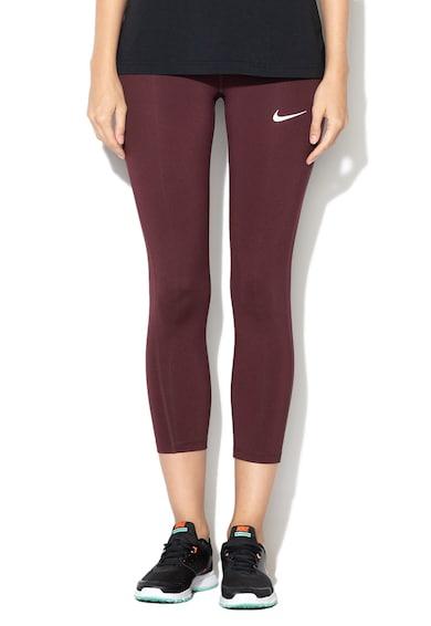 Nike Спортен панталон капри Жени