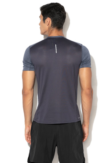 Nike Тениска за бягане с микроперфорации Мъже