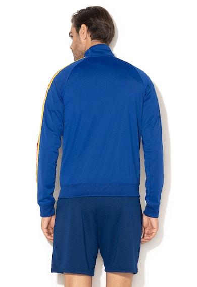 Nike Cipzáros futballpulóver férfi