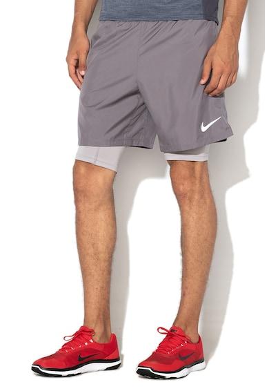 Nike Rövid futónadrág integrált leggingsszel férfi