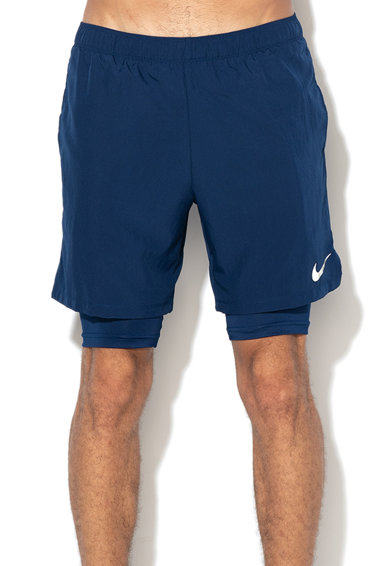 Nike Къс панталон за бягане, с клин Мъже
