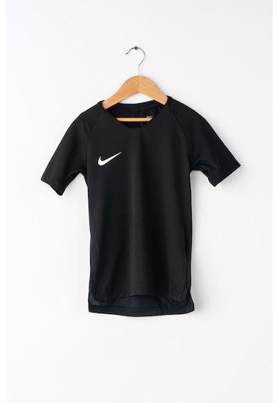 Nike Futballpóló raglánujjakkal, Dri-Fit technológiával Lány