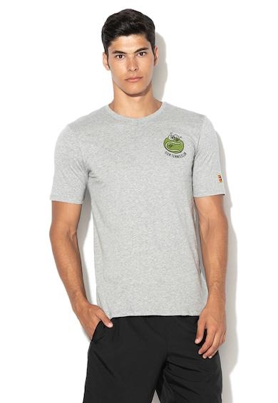Nike Десенирана тениска за тенис Мъже