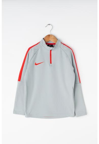 Nike Bluza sport cu detalii contrastante Dri-Fit Baieti