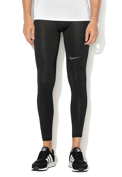 Nike Colanti cu talie elastica, pentru fitness Hypercool Barbati