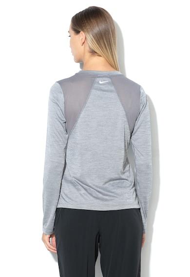 Nike Dri Fit sportfelső hálós anyagbetétekkel női