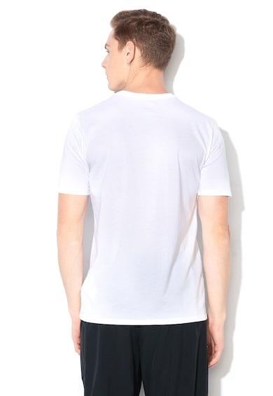 Nike Dri-Fit athletic cut kosaras póló férfi