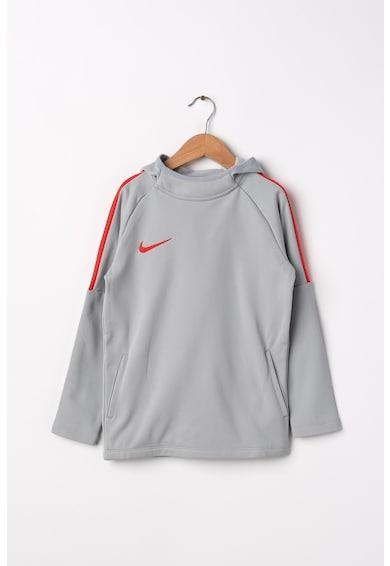 Nike Суитшърт с качулка, за футбол Момичета