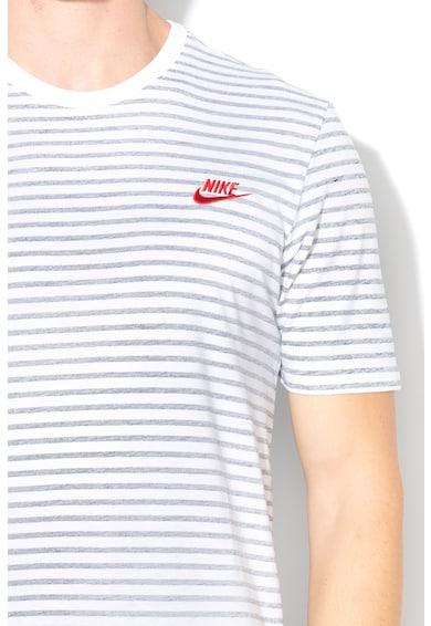 Nike Csíkos póló férfi