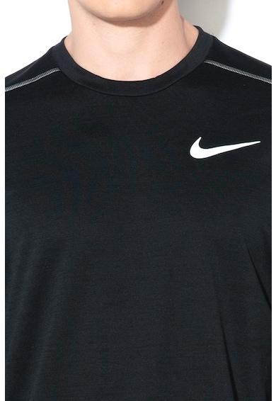 Nike Dri-Fit standard fit futópulóver férfi