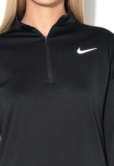 Nike Dri-Fit cipzáros futófelső női