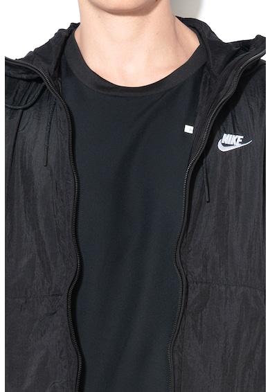 Nike Яке с качулка и цип Мъже