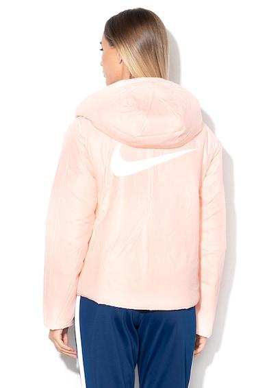 Nike Kifordítható kapucnis télikabát női