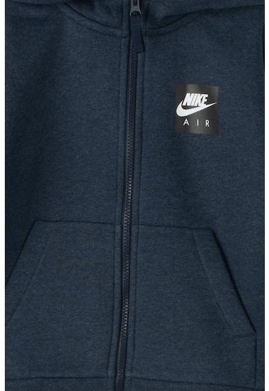 Nike Суитшърт с цип и лого Момичета