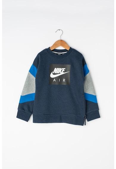 Nike Bluza sport cu fermoar lateral la terminatie Baieti