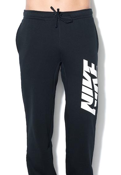 Nike Logómintás szabadidőruha polárbéléssel férfi