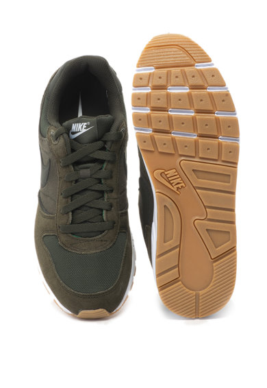 Nike Nightgazer sneakers cipő nyersbőr anyagbetétekkel férfi