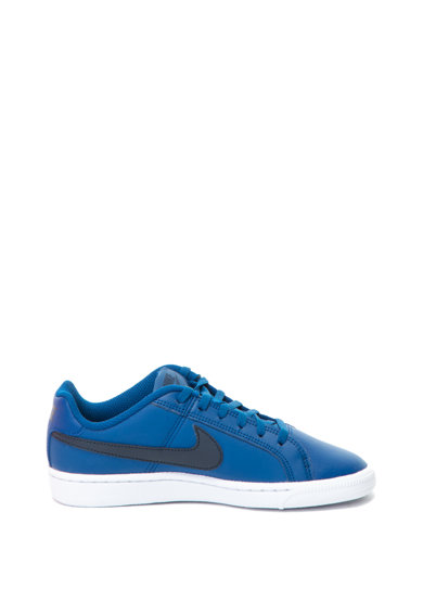 Nike Pantofi sport de piele si piele ecologica Court Royale Fete