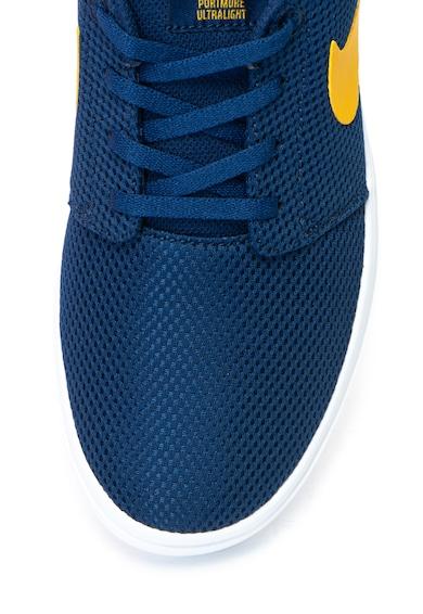 Nike Pantofi sport din material usor SB Portmore II Barbati