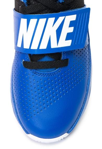 Nike Team Hustle kosárlabda cipő Lány