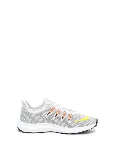 Nike Pantofi cu detalii contrastante pentru alergare Quest Barbati