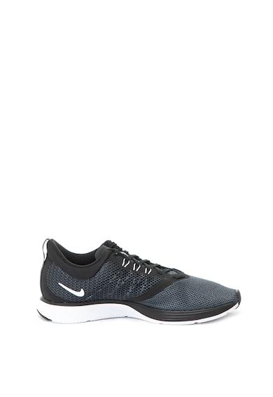 Nike Pantofi sport pentru alergare din plasa tricotata Zoom Strike Barbati