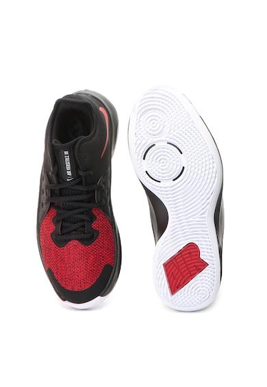 Nike Pantofi sport pentru baschet Air Versitile III, Unisex Barbati