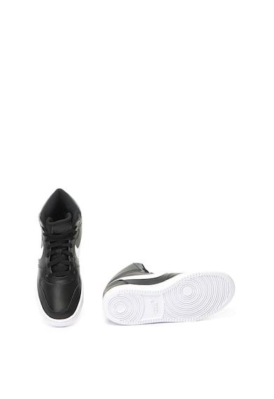 Nike Ebernon középmagas szárú bőrcipő ökobőr szegélyekkel női