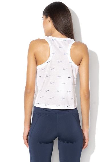 Nike Top athletic cut cu model logo Femei