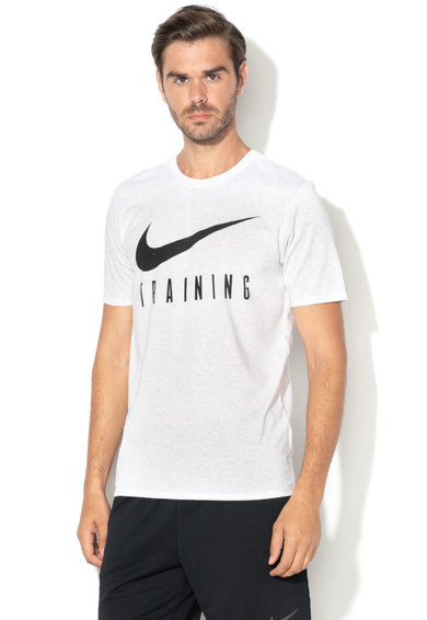 Nike Dri-Fit athletic fit fitneszpóló férfi